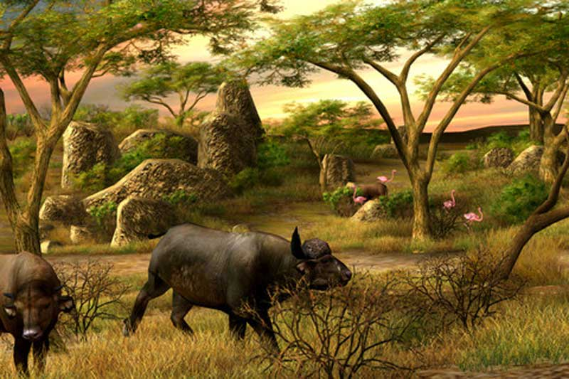Big Buck Safari Screenshot 2
