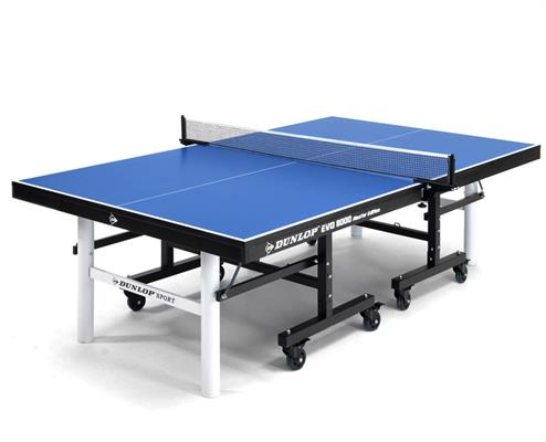 Dunlop EVO 8000 ME Indoor Table Tennis Table