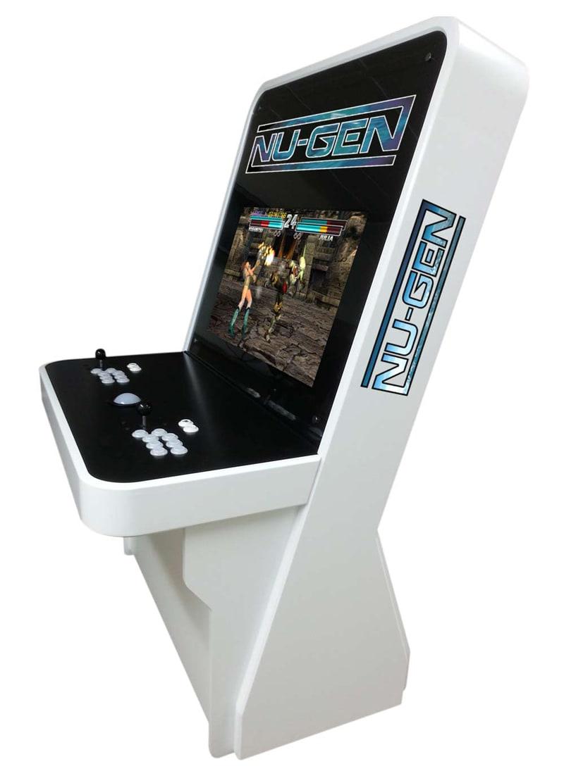 Nu-Gen Elite Arcade Machine | Home Leisure Direct