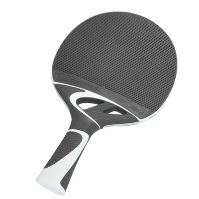 Cornilleau Tacteo 50 Fibre Table Tennis Bat - Grey