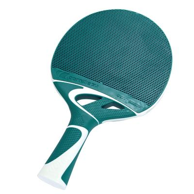 Cornilleau Tacteo 50 Fibre Table Tennis Bat - Turquoise