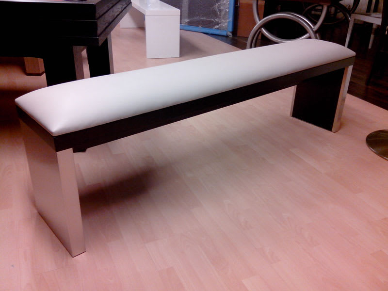 Billiards Montfort Cushioned Bench