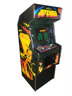 ArcadePro 19 Defender Replica Arcade Machine