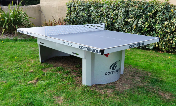 Cornilleau Proline 510 Table Tennis Table - Full View