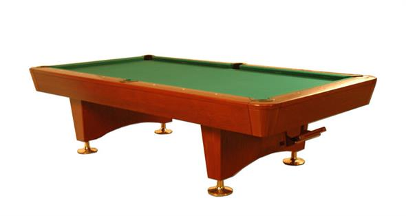 Diamond Professional Cherry Pool Table - 7ft, 8ft, 9ft