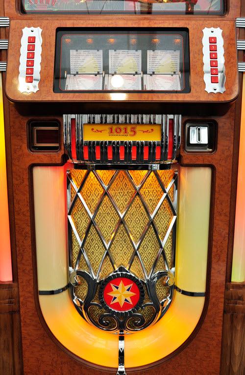 Sound Leisure SL15 Slimline Jukebox | Free Delivery and
