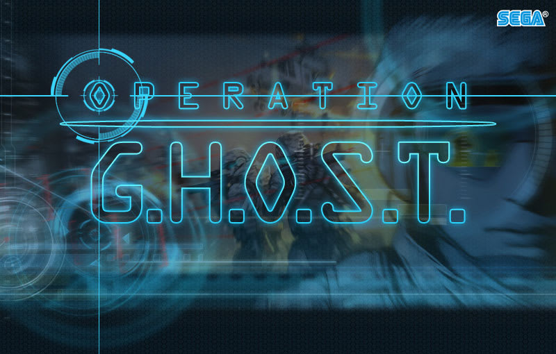 Operation G.H.O.S.T. Logo