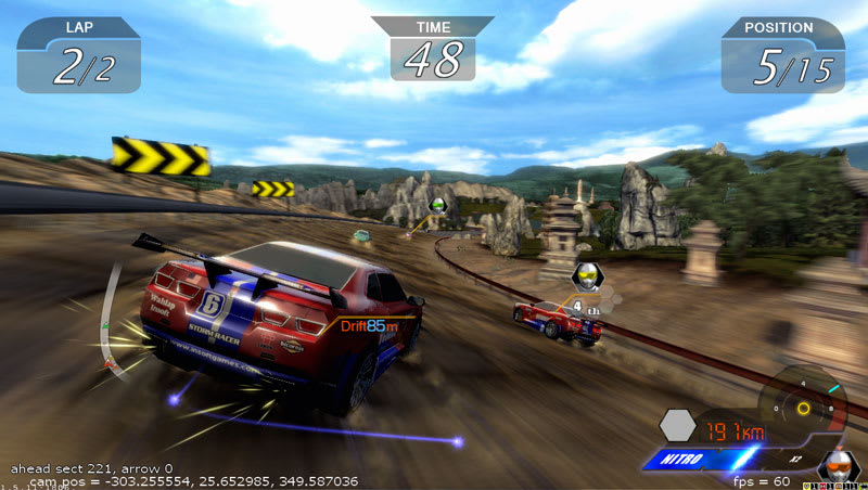 Storm Racer Screenshot 1