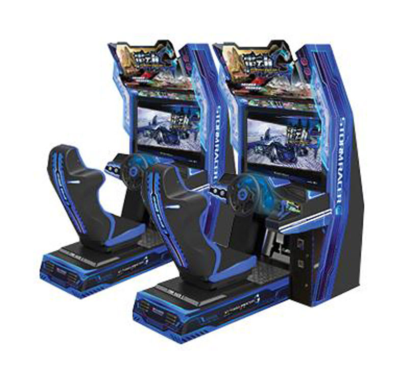 An image of Storm Racer Twin