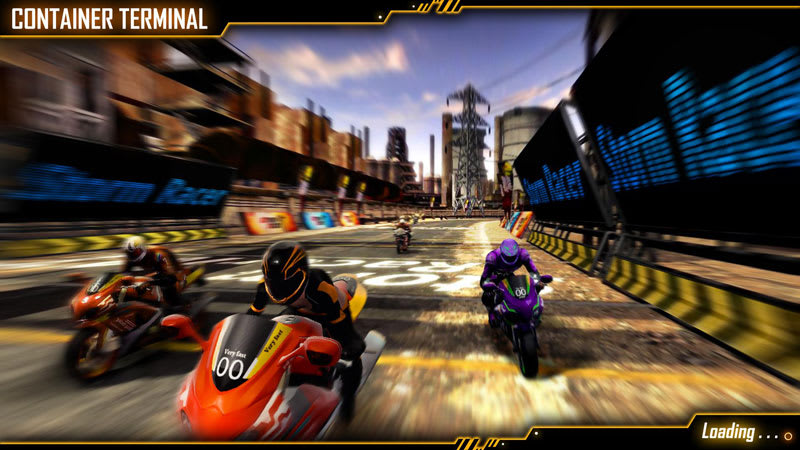 Storm Rider Screenshot 2