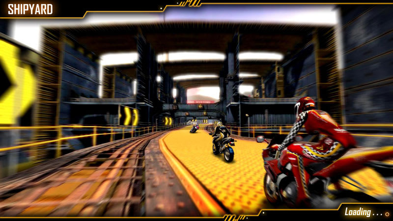 Storm Rider Screenshot 1