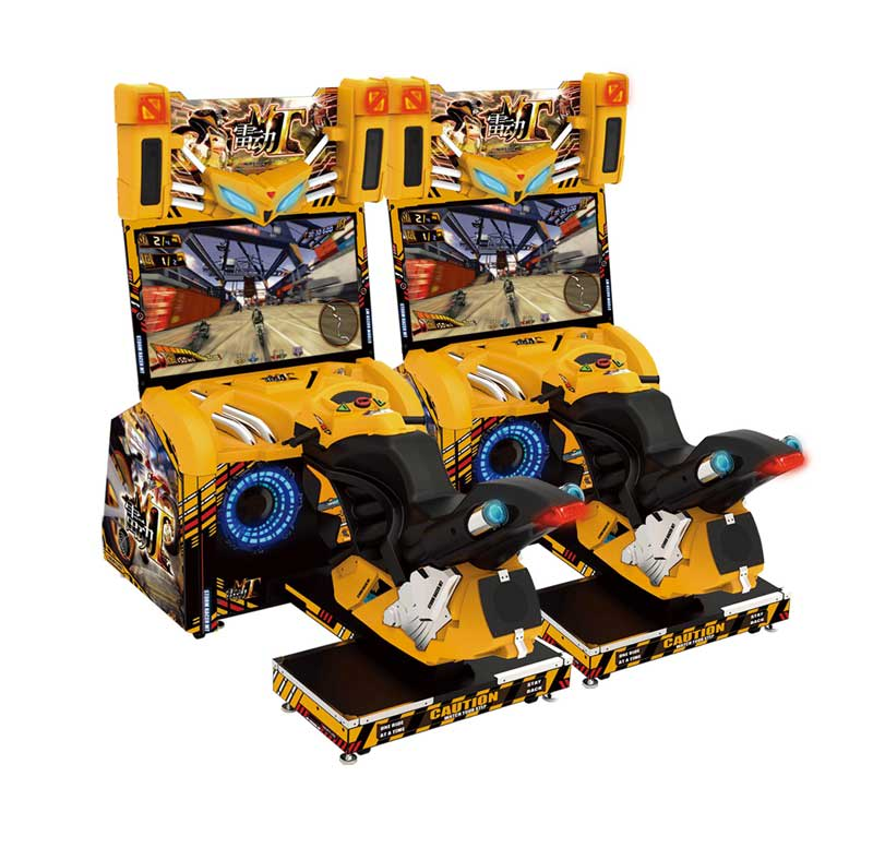 Storm Rider Twin Arcade Machine