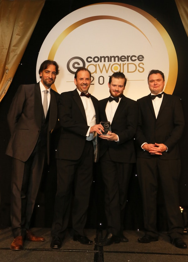 eCommerce Awards 2014 - Home Leisure Direct