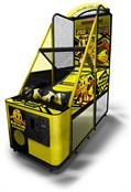 Pac-Man Basket Basketball Machine
