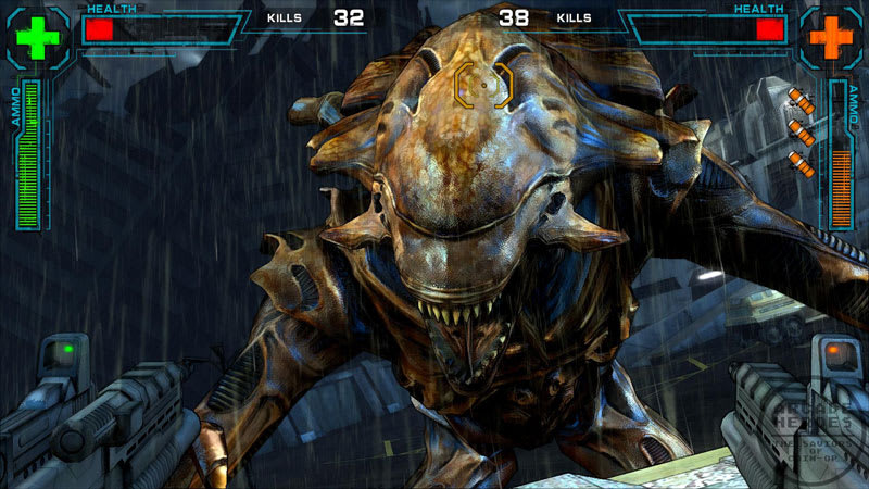 Aliens Armageddon Screenshot 2