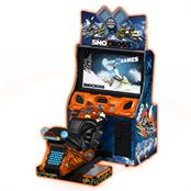Winter X Games SnoCross Arcade Machine