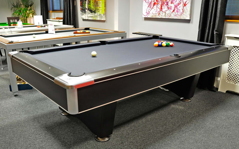 Brunswick Centurion American Pool Table - Full View