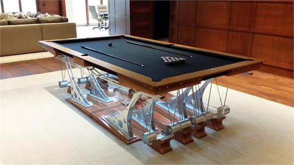 Hurricane Force 12 Pool Table - 8ft, 9ft