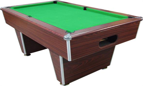 Classic Pool Table - 6ft, 7ft