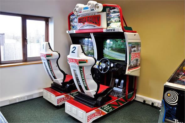 Sega Rally 2 Twin (Refurbished)