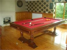 Longoni Windsor Pool Table - 8ft