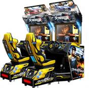 "Overtake 42"" Twin Arcade Machine"
