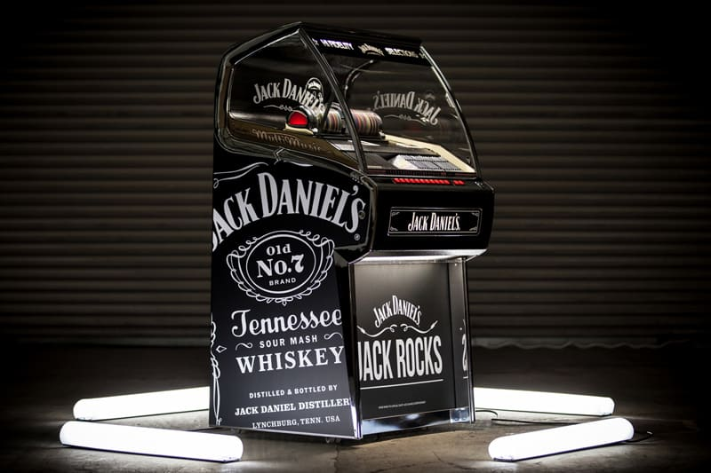 An image of Jack Daniel's Rocket Jukebox
