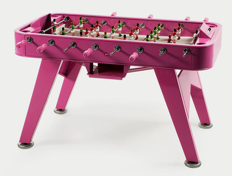 An image of RS Barcelona RS#2 Football Table: Pink