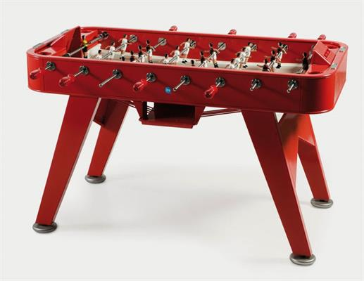 RS Barcelona RS#2 Football Table: Red