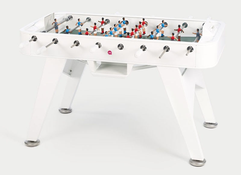 An image of RS Barcelona RS#2 Football Table: White
