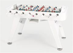 RS Barcelona RS#2 Football Table: White