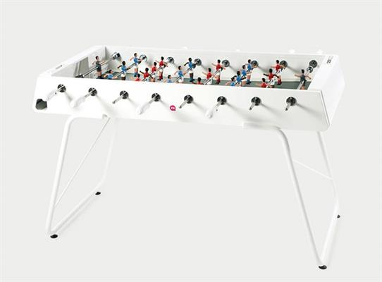 RS Barcelona RS#3 Football Table: White