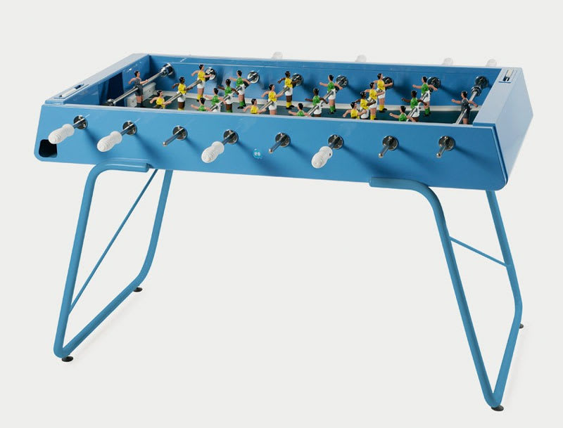 An image of RS Barcelona RS#3 Football Table: Blue