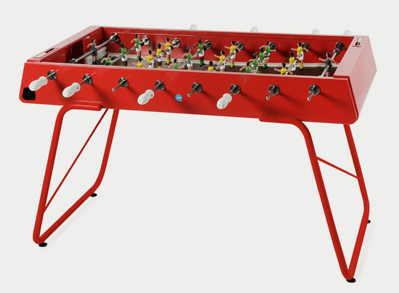 An image of RS Barcelona RS#3 Football Table: Red