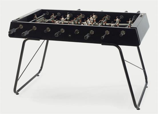 RS Barcelona RS#3 Football Table: Black