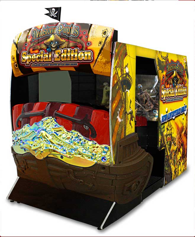 An image of Deadstorm Pirates Special Edition (Refurbished)