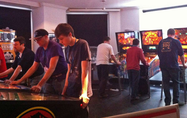 London Pinball Championships 2015 - Golden Era