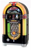 Wurlitzer One More Time iPod and CD Jukebox - Black: Bose Speakers