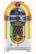 Wurlitzer One More Time iPod and CD Jukebox - White: Bose Speakers