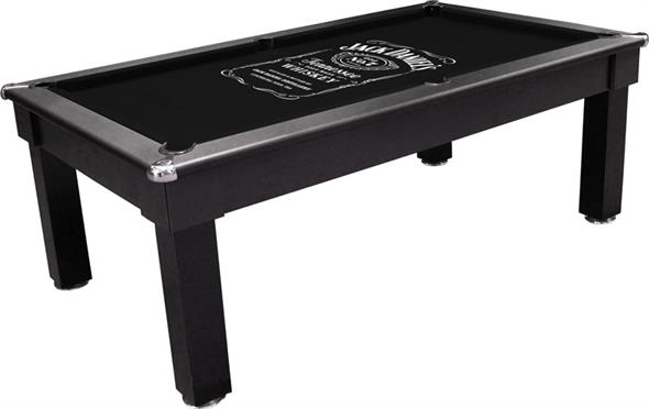 Jack Daniel's Oxford Pool Dining Table - 6ft, 7ft