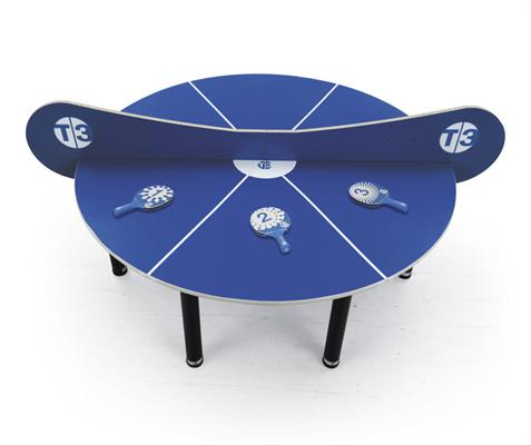 T3 SuperMini Indoor Table Tennis Table