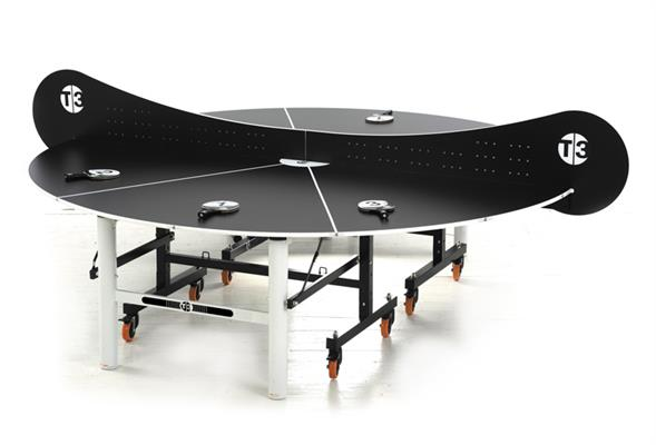 T3 Tournament Indoor Table Tennis Table