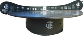T3 Tournament Concrete Outdoor Table Tennis Table