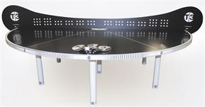 T3 Tournament Outdoor Table Tennis Table
