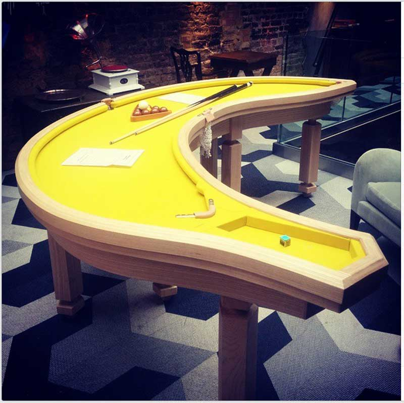 Banana On Table Home Leisure Direct