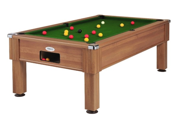 An image of Emirates Pool Table: All Finishes - 6ft, 7ft