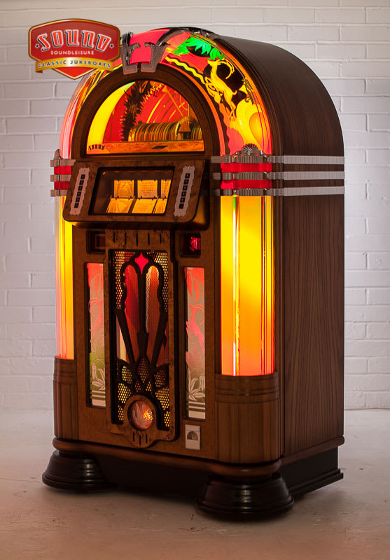 An image of Sound Leisure Gazelle Jukebox