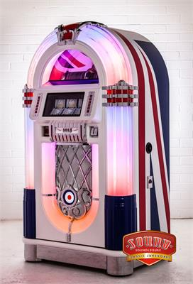 Sound Leisure Juke Britannia Jukebox