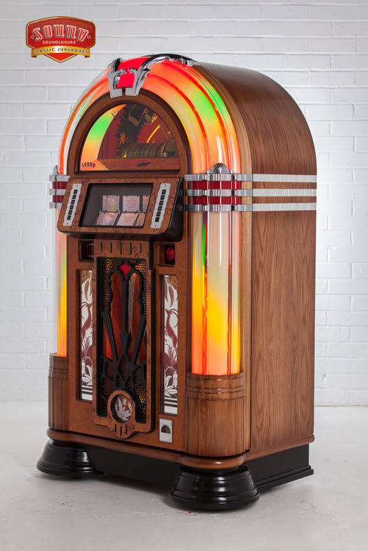 An image of Sound Leisure Manhattan Jukebox
