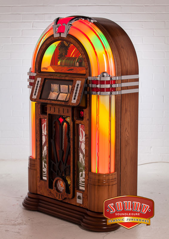 An image of Sound Leisure Melody Jukebox
